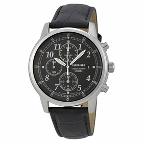 Seiko SNDC33 Chronograph Mens Chronograph Quartz Watch