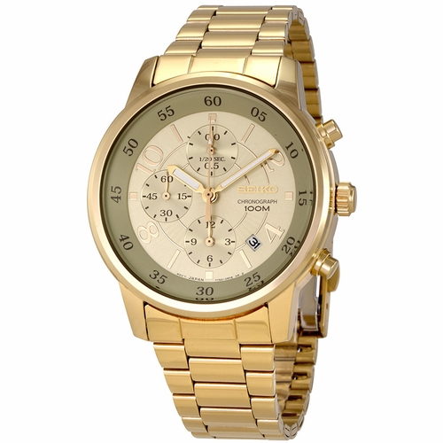 Seiko SNDW84 Chronograph Mens Chronograph Quartz Watch