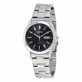 Seiko SNE039 Solar Mens Eco-Drive Watch