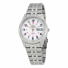 Seiko SNE045 Solar Mens Eco-Drive Watch