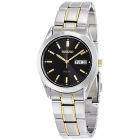 Seiko SNE047 Solar Mens Eco-Drive Watch