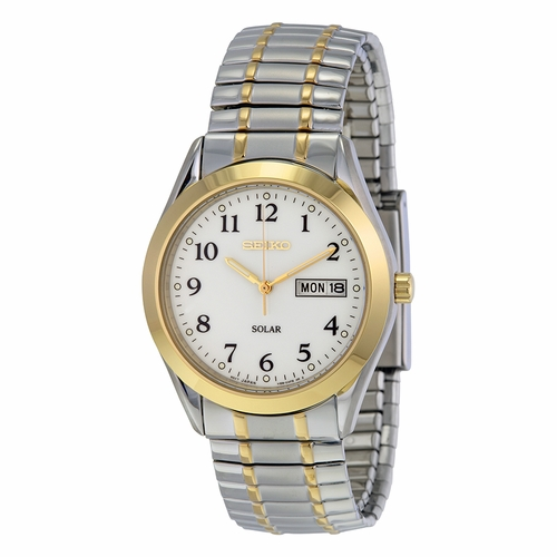 Seiko SNE062 Solar Mens Quartz Watch