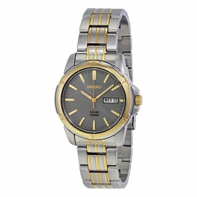 Seiko SNE098 Solar Mens Eco-Drive Watch