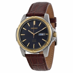 Seiko SNE102 Solar Mens Quartz Watch