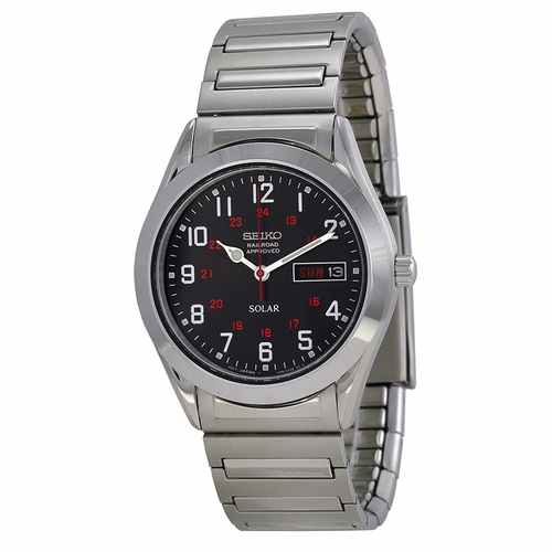 Seiko SNE179 Solar Mens Quartz Watch