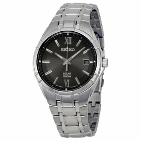 Seiko SNE215 Solar Mens Eco-Drive Watch