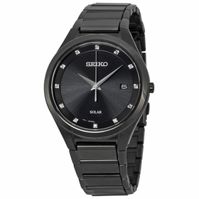 Seiko SNE243 Solar Mens Eco-Drive Watch