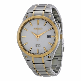 Seiko SNE324 Solar Mens Quartz Watch