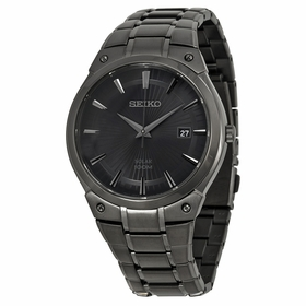 Seiko SNE325 Solar Mens Eco-Drive Watch