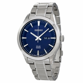Seiko SNE361 Solar Mens Eco-Drive Watch