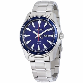 Seiko SNE391 Solar Mens Eco-Drive Watch