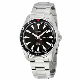 Seiko SNE393 Solar Mens Eco-Drive Watch