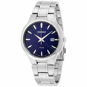 Seiko SNE403 Solar Mens Eco-Drive Watch