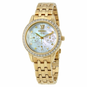 Seiko SNE872 Recraft Ladies Eco-Drive Watch