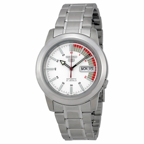 Seiko SNKK25 Series 5 Mens Automatic Watch