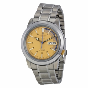 Seiko SNKK29 Series 5 Mens Automatic Watch