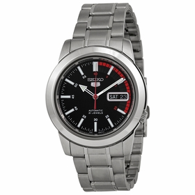 Seiko SNKK31 Series 5 Mens Automatic Watch