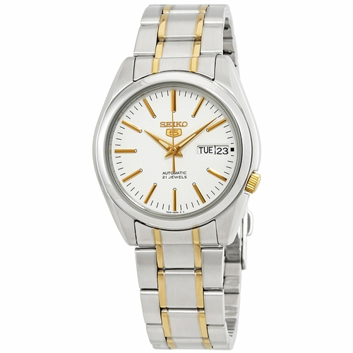 Seiko SNKL47 Series 5 Mens Automatic Watch