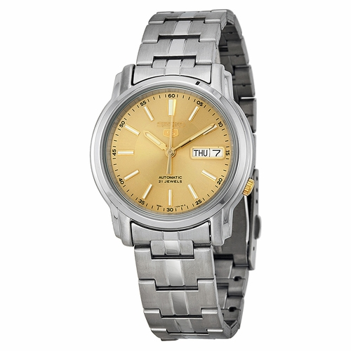 Seiko SNKL81 Series 5 Mens Automatic Watch
