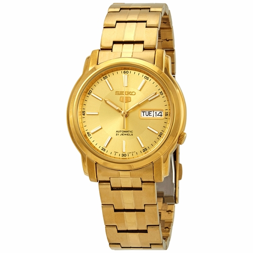 Seiko SNKL86 Series 5 Mens Automatic Watch