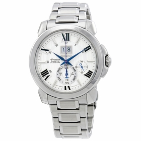 Seiko SNP139 Premier Kinetic Perpetual Calendar Mens Auto-Quartz Watch