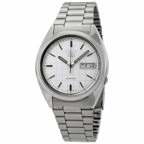 Seiko SNXF05 Series 5 Mens Automatic Watch