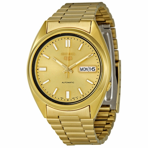 Seiko SNXS80 Series 5 Mens Automatic Watch
