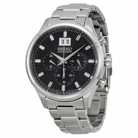 Seiko SPC081 Neo Classic Mens Chronograph Quartz Watch