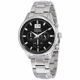Seiko SPC083 Neo Classic Mens Chronograph Quartz Watch