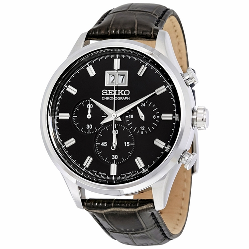 Seiko SPC083P2 Chronograph Mens Chronograph Quartz Watch