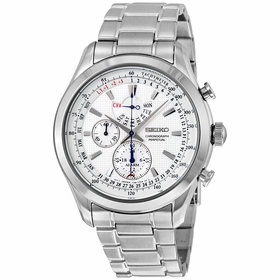Seiko SPC123P1 Neo Classic Mens Chronograph Quartz Watch