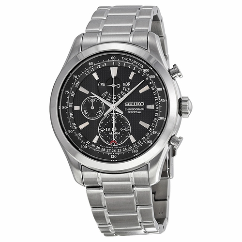 Seiko SPC125 Neo Classic Mens Chronograph Quartz Watch