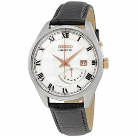 Seiko SRN073 Kinetic Mens Quartz Watch