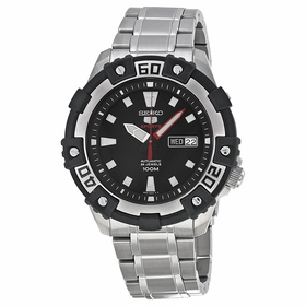 Seiko SRP471 Series 5 Mens Automatic Watch