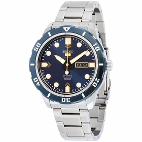 Seiko SRP677 Series 5 Sports Mens Automatic Watch