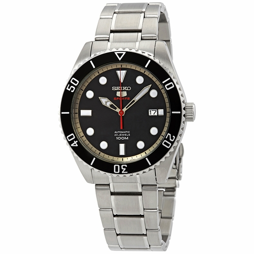 Seiko SRPB91 Series 5 Mens Automatic Watch