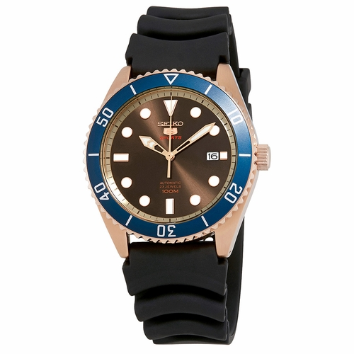 Seiko SRPB96 Series 5 Mens Automatic Watch