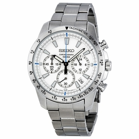 Seiko SSB025  Mens Chronograph Quartz Watch