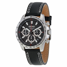 Seiko SSB033 Chronograph Mens Chronograph Quartz Watch