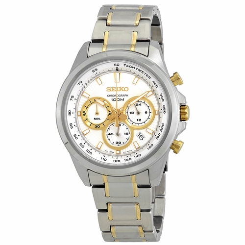 Seiko SSB245P1 Chronograph Mens Chronograph Quartz Watch
