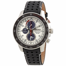 Seiko SSC359 Sportura Solar Mens Chronograph Quartz Watch