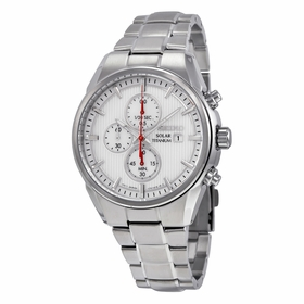 Seiko SSC363 Solar Mens Chronograph Quartz Watch
