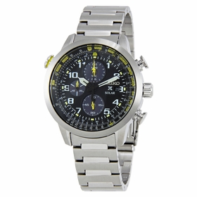 Seiko SSC369 Prospex Mens Chronograph Eco-Drive Watch