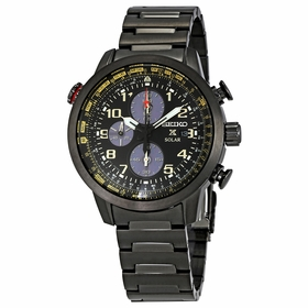 Seiko SSC419P1 Prospex Mens Chronograph Quartz Watch