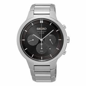Seiko SSC439 Core Mens Chronograph Quartz Watch