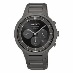Seiko SSC443 Core Mens Chronograph Quartz Watch