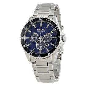 Seiko SSC445 Core Mens Chronograph Eco-Drive Watch