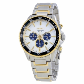 Seiko SSC446 Core Mens Chronograph Eco-Drive Watch