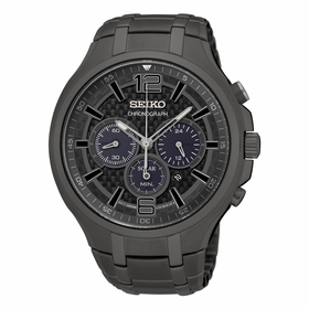 Seiko SSC453 Recraft Mens Chronograph Quartz Watch
