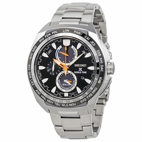 Seiko SSC487 Prospex Mens Chronograph Quartz Watch